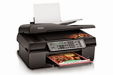 mdash Boost your trouble concern amongst superior functioning as well as built Download Epson WorkForce 325 Printer Driver