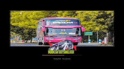 Loading Screen Indonesia Bus Simulator
