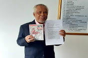 Prof. O.C Kaligis Sebut Novel Baswedan Dalang Runtuhnya Supremasi Hukum