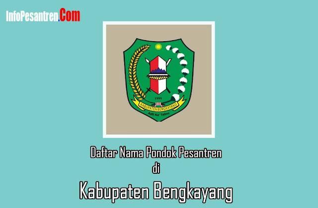 Pondok Pesantren di Kabupaten Bengkayang