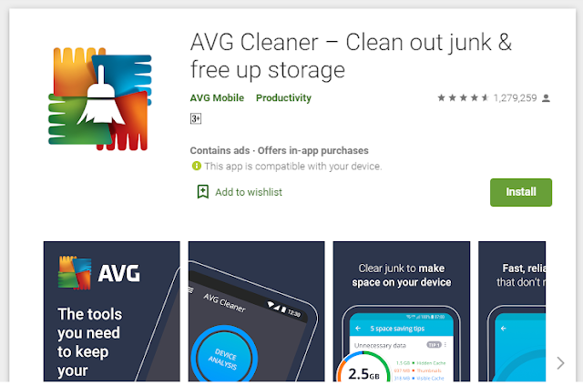 free photos cleaning app