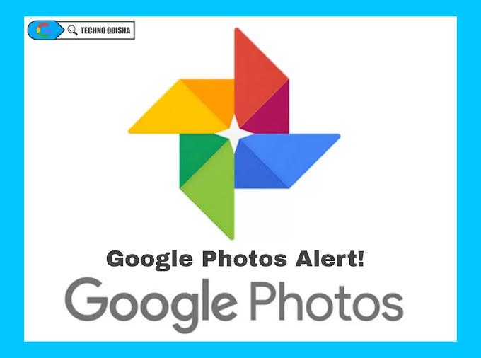 Google Photos Alert! Free Unlimited Storage Ending June 1
