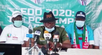 APC Denies alleged Involvement In Violence At EDO PDP Rally