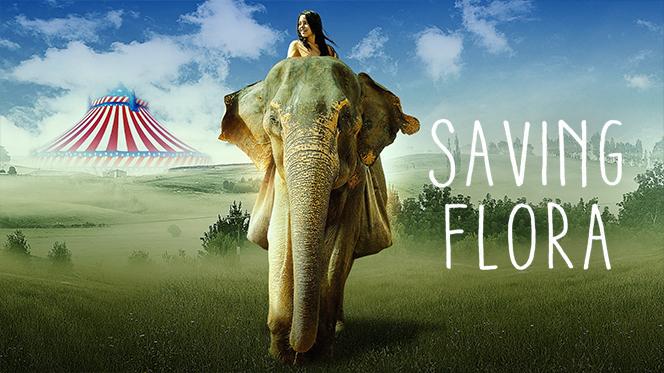 Saving Flora (2018) BRRip 1080p Latino-Ingles