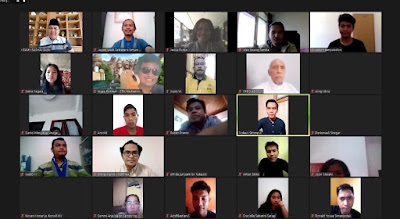 PP GMKI Gelar Webinar Internasional: The Impec Of COVID-19 Toward Global Aducation System