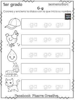 Silabario pizarra creativa pdf