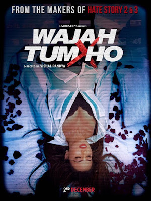 Wajah Tum Ho 2016 Hindi 480p WEB HDRip 350mb ESub