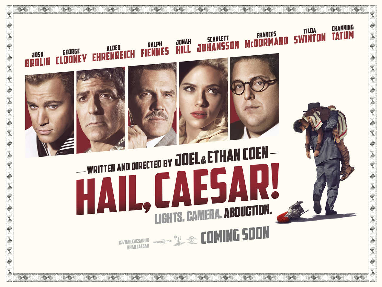 recommendation review hail caesar the coen brothers have  recommendation review hail caesar the coen brothers have produced a finely crafted example of hollywood golden age comedy