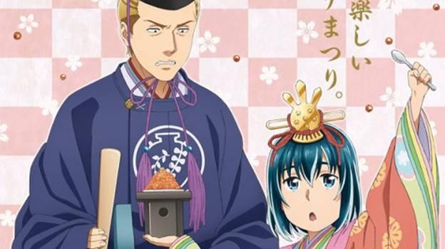 Sinopsis Anime Hinamatsuri Bahasa Indonesia