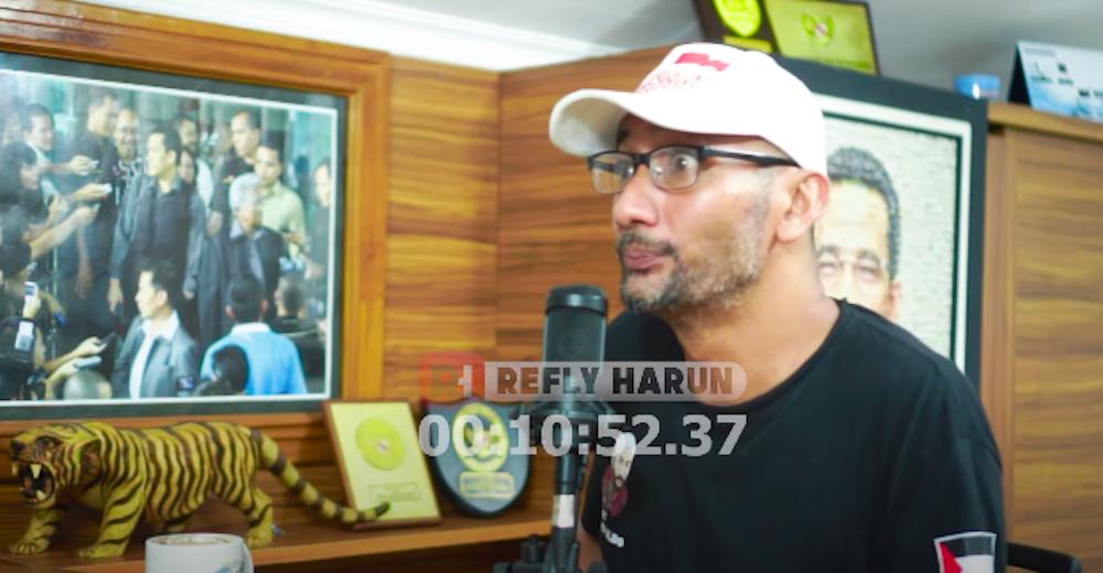 Akui Kapok Pernah Dukung Prabowo, Babeh Aldo: Habib Rizieq Malah di Jadikan Isu Perpecahan