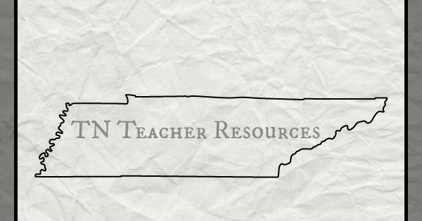 Oodles of Teaching Fun: Tennessee Teacher Resources