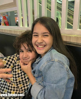 Foto Sandrinna Michelle Cantik dan manis - liataja.com