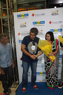 Piaa Bajpai launches TB Awareness Campaign with Darshan Kumaar 19.JPG