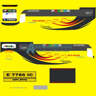 Link Download Livery Bus Max HDD Tentrem