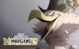 Fakta Morgans One Piece