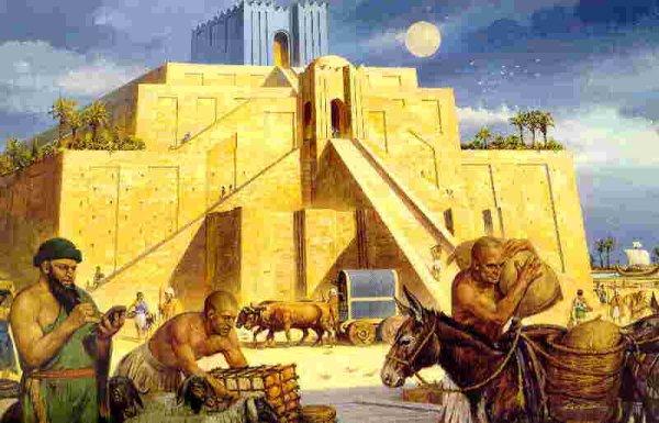 SILENT OBSERVER: Sumerian Culture and the Anunnaki
