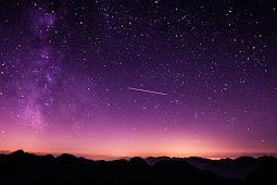 Mengapa bintang berkelap-kelip? Ini penjelasannya...