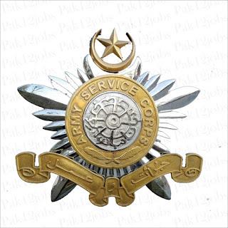 Pak Army Service Corps ASC Multan