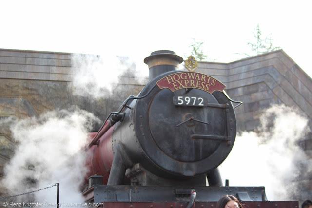 Hogwarts Express - Universal Studios