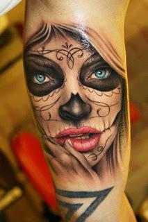 tatuaje calavera 5