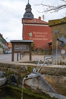 Pfälzer Mandelpfad | Etappe 05 Edenkoben – Birkweiler | Wandern Südliche Weinstraße | Mandelblüte Pfalz 09