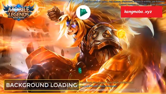10 Script Background Skin Hero (Loading, Lobby, Profil, Match) Mobile Legends