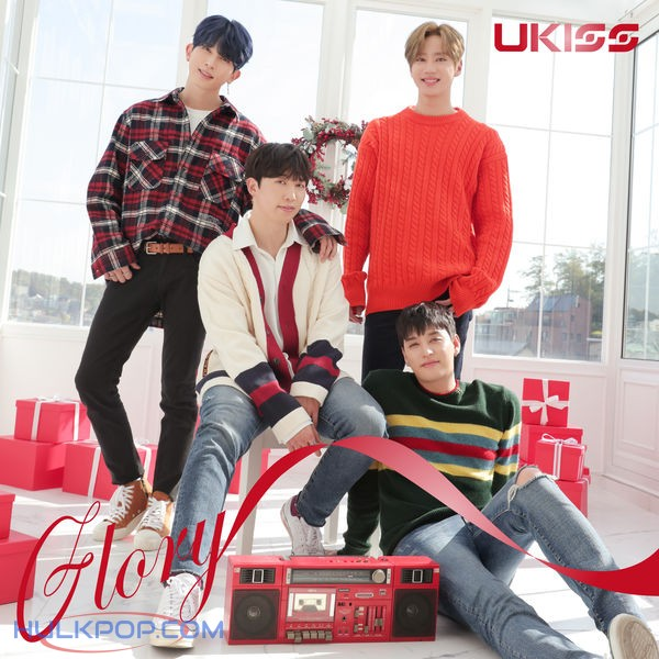 U-KISS – Glory (ITUNES MATCH AAC M4A)