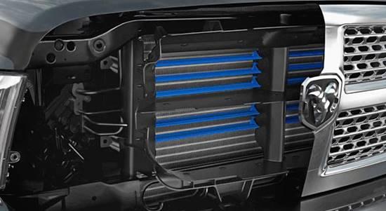 2017 Dodge RAM 1500 Technology