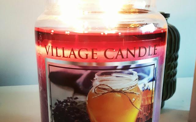 Village Candle - Honey Patchouli  - Czytaj więcej »