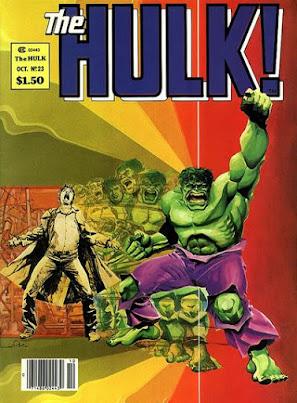 Hulk Magazine #23