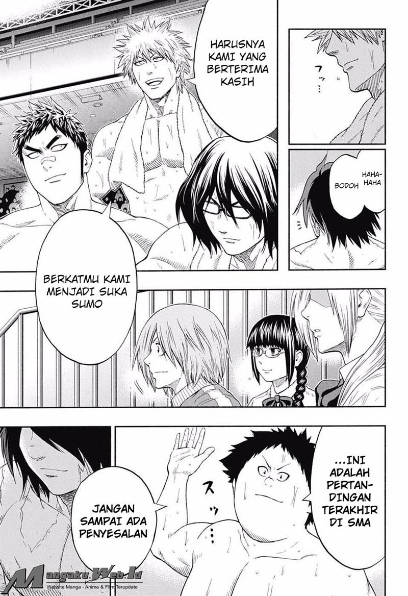 Hinomaru Zumou Chapter 145-9