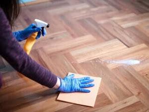 Cara Mudah Menghapus Goresan dari Lantai Granit atau Marmer