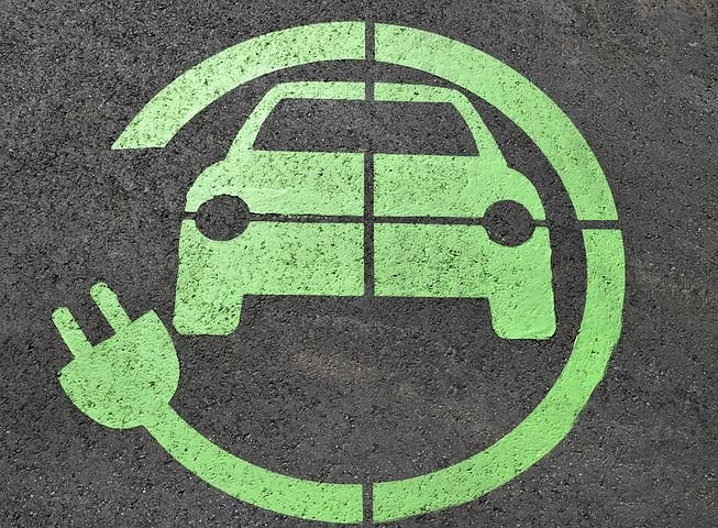 Electric Vehicle Charging Station or Ev Charging Station