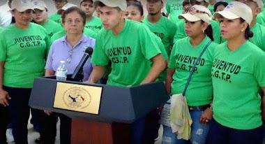 Comunicado de la Juventud CGTP en Conmemoración del Día Internacional de la Juventud.
