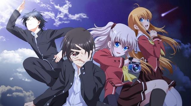 Best Anime Like Charlotte