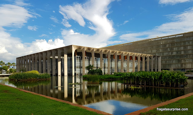 Palácio do Itamaraty, Brasília