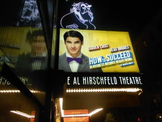 Broadway Show - How to Succeed in Business without Really Trying