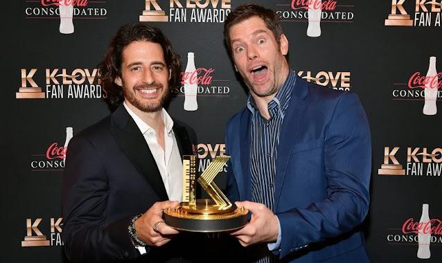 """Série """"The Chosen"""" ganha prêmio de Impacto no Cinema no K-Love Fan Awards 2021"""
