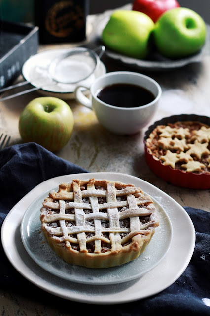 elmalı kafes tart