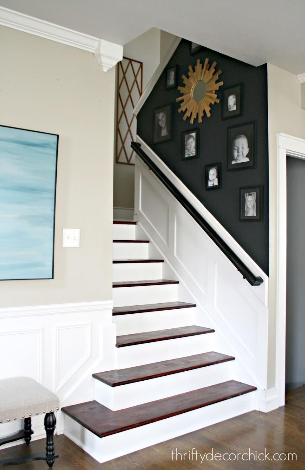 how to take carpet off your stairs