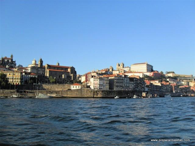 viajar a Oporto en el norte de Portugal