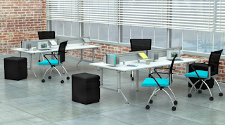 Collaborative Work Tables