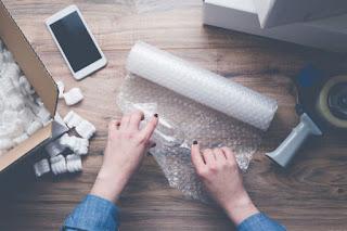 enviar produtos pelos correios vender online
