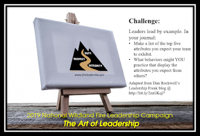 easel and canvas with WFLDP logo and challenge