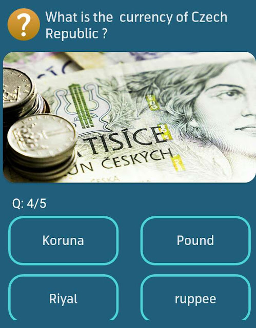 What is the currency of Czech Republic?