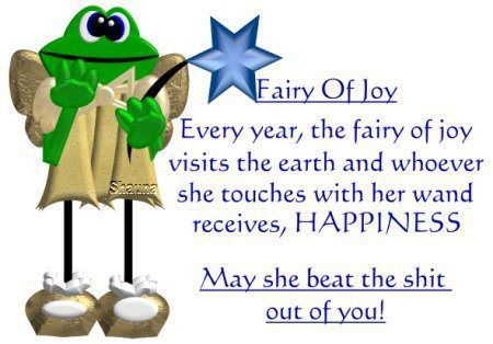 Karma Fairy Of Joy
