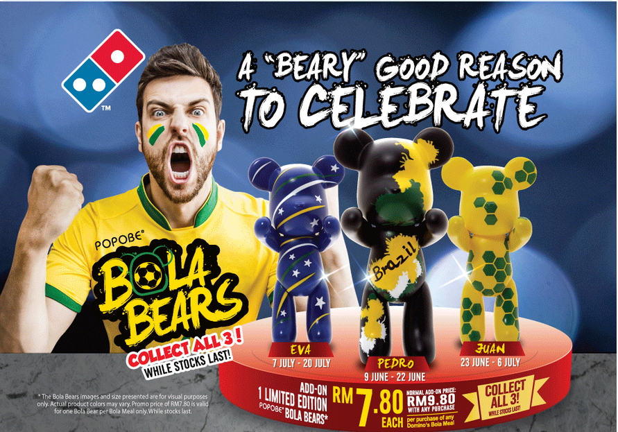 Domino_Pizza_Popobe®_Bola_Bears