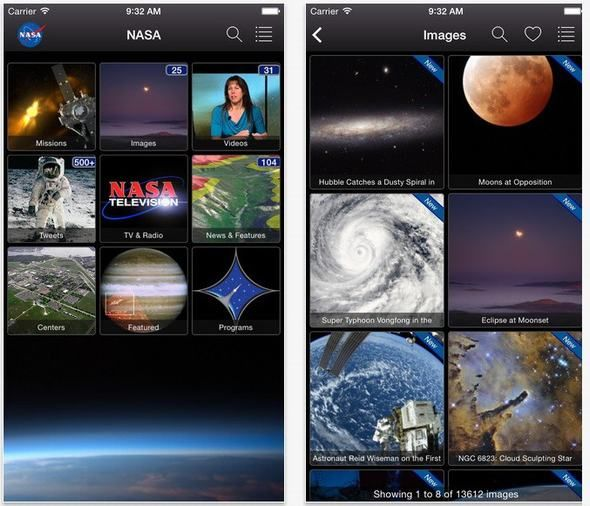 Top 14 ứng dụng trên điện thoại thông minh để nghiên cứu thiên văn học