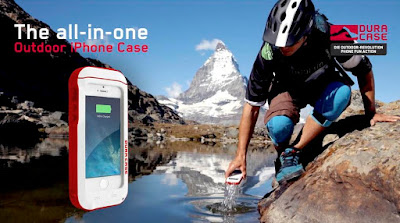 Duracase outdoor smartphone case