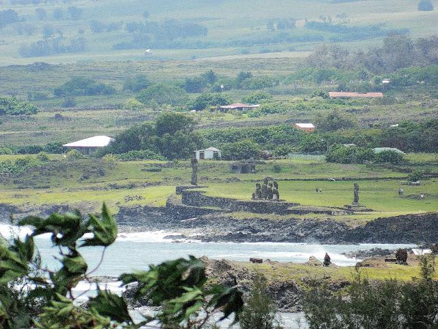 Ahu Tahai, Ilha de Páscoa